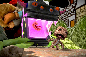 Run Sackboy! Run! Coming To Vita Tomorrow