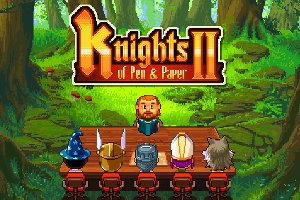Knights of Pen & Paper 2 Announced, Will Release In May