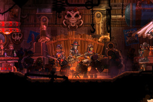 Steamworld Heist Gets First Gameplay Trailer