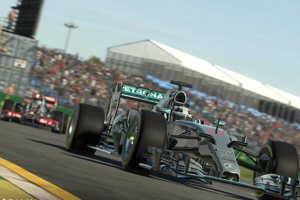 New F1 2015 Trailer Released Ahead Of Next Week's Launch