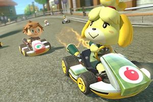 Speeding Through Mario Kart 8's New DLC In 200cc