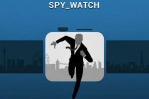 Spy Game Coming To The Apple Watch