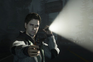 Gameplay Footage Released Of Cancelled Alan Wake 2