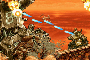 Metal Slug 3 Hitting PlayStation Platforms Tomorrow