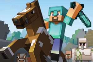 The Simpsons Minecraft DLC Coming To PlayStation This Week