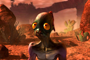 The First Wii U Screenshots For Oddworld: New 'N' Tasty Have Arrived