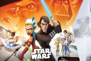 Disney Infinity 3.0 Leaks, Includes Star Wars Figures