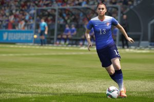 Women's National Teams Feature In FIFA 16, Out On 22nd September In US
