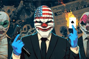 The Switch Version Of Payday 2 Will Be Released From February 23rd