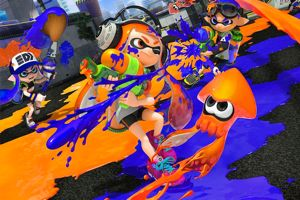 Video: Braving Splatoon's Global Testfire