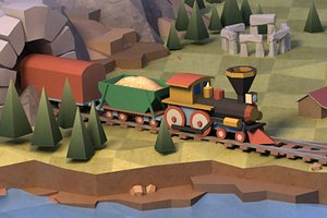 Train Valley Steams Out Of Early Access On September 16th