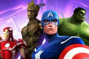 Marvel Future Fight: The Avengers Game Perfect For Mobile Users