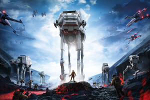PlayStation 4: Some 4K Star Wars Battlefront Screens Have Appeared Online