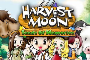 Harvest Moon: Seeds Of Memories Coming To Wii U, PC And Mobile This Winter