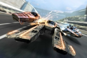 Fast Racing Neo For Wii U Does Exactly What It Says On The Tin