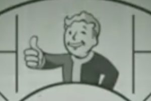 Bottle And Cappy Give Some Safety Tips For Fallout 4's Nuka World