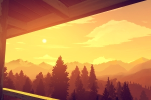Firewatch Patched, More Improvements To Come