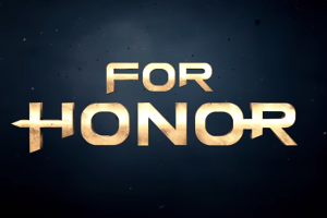 Ubisoft Announces For Honor, A 4v4 Melee Combat Game