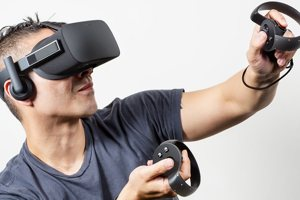 The Oculus Touch Controllers Have An RRP Of £189