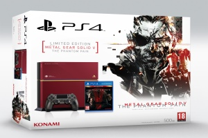 [Updated] 1TB Xbox One And Limited Edition Metal Gear Solid V PS4 Announced
