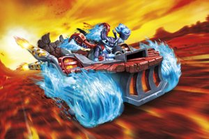 Skylanders SuperChargers Will Have Online Campaign & Kart Racing