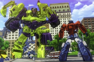 Me Grimlock Star In New Transformers: Devastation Screens
