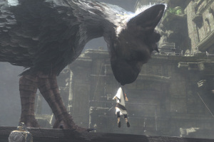The Last Guardian's Launch Trailer Is Here