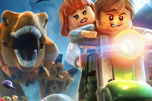 UK Charts 22/08/15: LEGO Jurassic World Continues To Reign