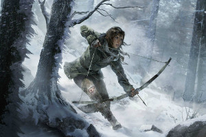 Rise Of The Tomb Raider Gameplay Enters Stealth Mode