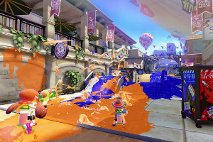 Tower Control Comes To Splatoon Tomorrow In North America, July 2nd Europe