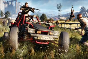 Dying Light: The Following Brings A Huge New Play Area And Buggies