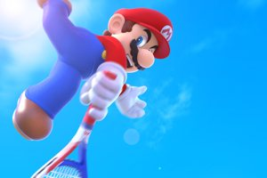 Serving Up Mario Tennis: Ultra Smash For Wii U
