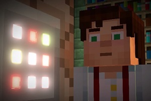 Minecraft: Story Mode Episode Three The Last Place You Look Out November 24th