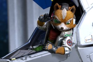 Watch A Whole Fifty Seconds Of Star Fox Zero Gameplay