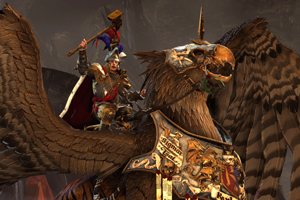 The Battle Of Black Fire Pass Shows Total War: Warhammer In Action