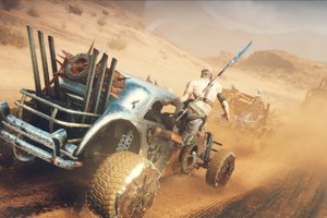 The Mad Max PlayStation Exclusive Content Is A Bit Rubbish