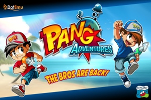 The First Pang Adventures Screens Have Arrived
