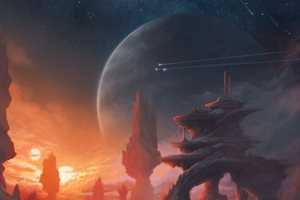 Stellaris Gets Free 'Horizon Signal' Story Penned By Alexis Kennedy