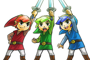 Three's Company In The Legend Of Zelda: Tri Force Heroes