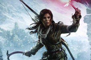 See Rise Of The Tomb Raider In 4K On Xbox One X