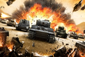 Wargaming And Splash Damage Partner For New Wargaming Titles
