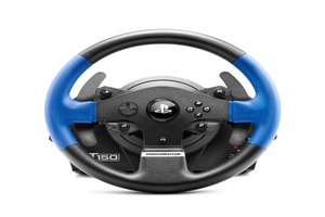 Thrustmaster T150 Force Feedback Wheel Announced For PS4, PS3, & PC