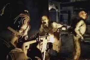 Watch Five Minutes Of Umbrella Corps Gameplay