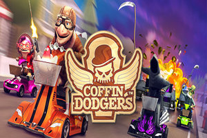 Coffin Dodgers Races On To PS4 And Xbox One Next Week