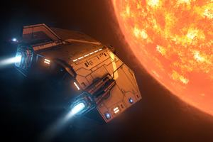 Elite Dangerous' First PS4 Patch Fixes The V-Sync