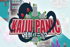 Action Strategy Title Kaiju Panic Releases October 9th For Xbox One & PC
