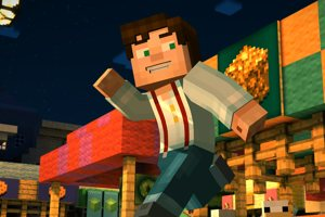 Interview: Laura Perusco On Building A Telltale Game In Minecraft: Story Mode