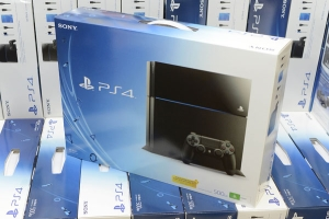 PlayStation 4 Price Cut, Now €349.99 / £299.99 Or Lower