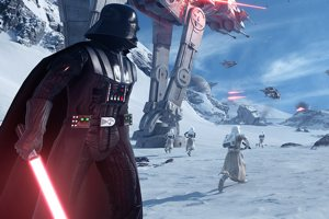 Early Impressions From The Star Wars Battlefront Beta
