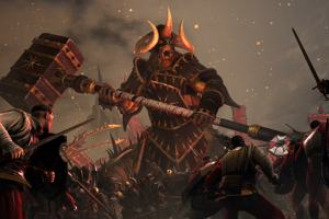 Total War: Warhammer's Blood For The Blood God DLC Is Out Now